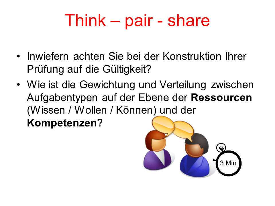 think pair share method Pair students using eyeball partners,  ask partners to share out thoughts and ideas from their discussion  use turn and talk at any time during a lesson to.