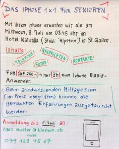 iPhone 1x1